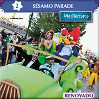 порт авентура шоу, sesamo parade.jpg