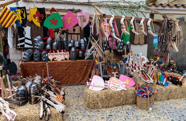 Средневековый рынок в Кастель де Аро, Коста Брава (XVII Mercat Medieval Castell-Platja d'Aro). Испания.jpg