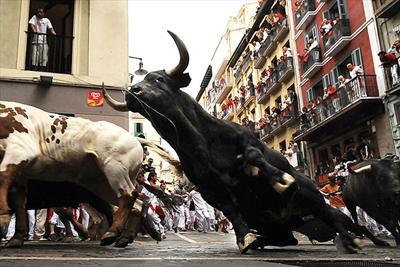 Фиеста Майор  Кордона «Бег быков».jpg