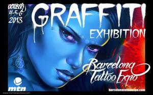 Выставка Barcelona Tattoo Expo 2013.jpeg