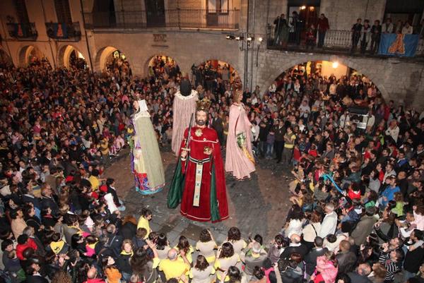 праздники в испании,  Sant Narcis de Girona.jpg