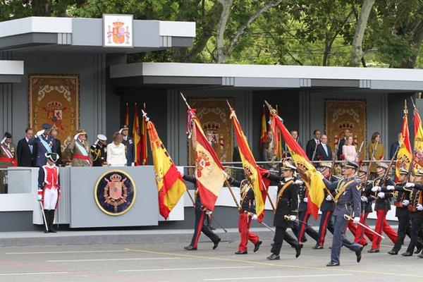 праздники в испании, Национальный День Испании.jpg