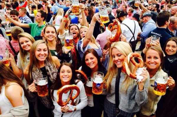 праздники в испании, Oktoberfest 2017.jpg