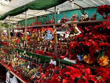 Рождественская ярмарка в Барселоне.jpg