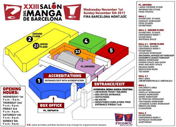 выставка в барселоне, Manga Fair Barcelona.jpg