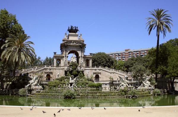 Парк Цитадели в Барселоне  (de la Ciutadella).jpg