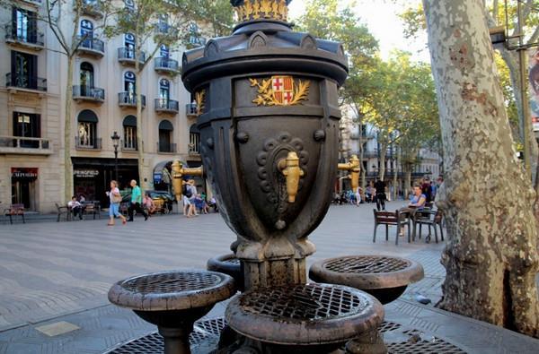 Достопримечательности Барселоны ......jpg