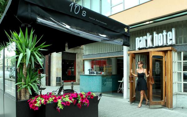 отели барселоны, Park Hotel.jpg