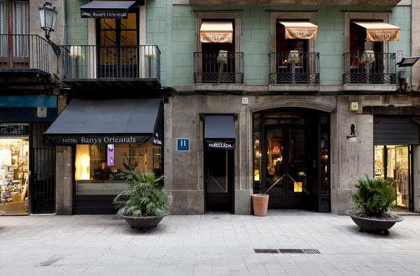 отели барселоны, Hotel Banys Orientals.jpg