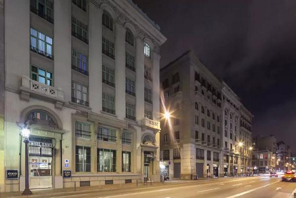 отели барселоны, Exe Laietana Palace.jpg