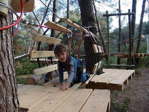отдых с детьми в испании, jungle trek.jpg