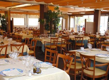 новый год в барселоне La Fonda del Port...jpg