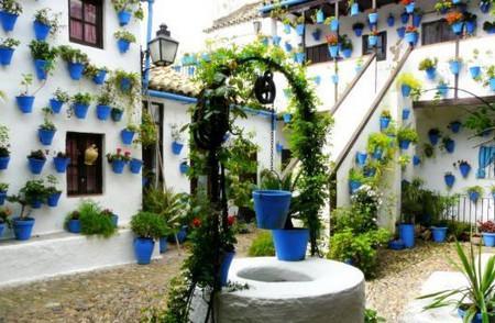 новый год в барселоне  Patio Andaluz ...jpg