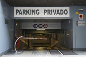 парковка в барселоне